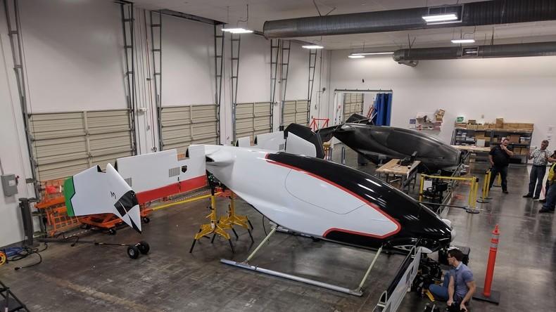 Airbus stellt erstes unbemanntes fliegendes Taxi vor