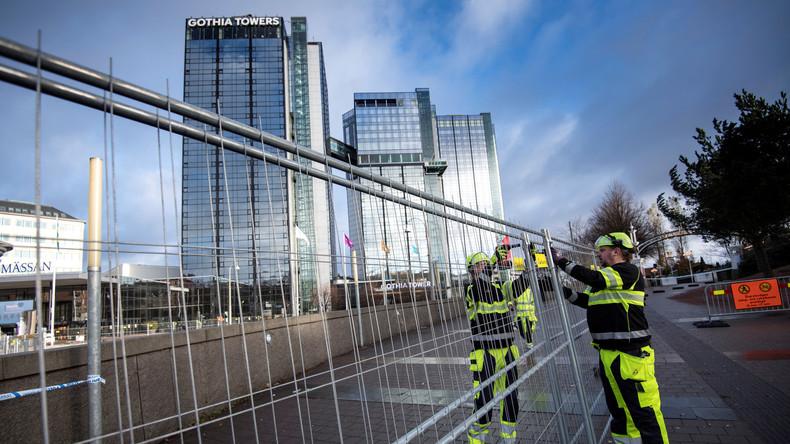 Lehren aus Stockholm-Anschlag: Schweden will Zäune gegen den Terror bauen