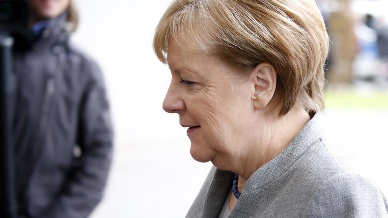 """Merkel bevorzugt Neuwahlen - """"Bin bereit Deutschland weitere vier Jahre zu dienen"""""""