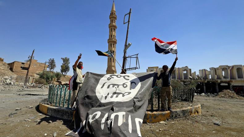 """Iran verkündet Ende der """"teuflischen Herrschaft des IS"""" im Irak und Syrien"""
