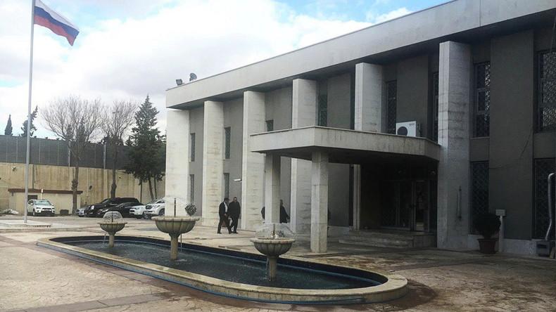 USA blockieren Russlands Entwurf für UN-Presseerklärung zu Terrorangriff auf Botschaft in Damaskus