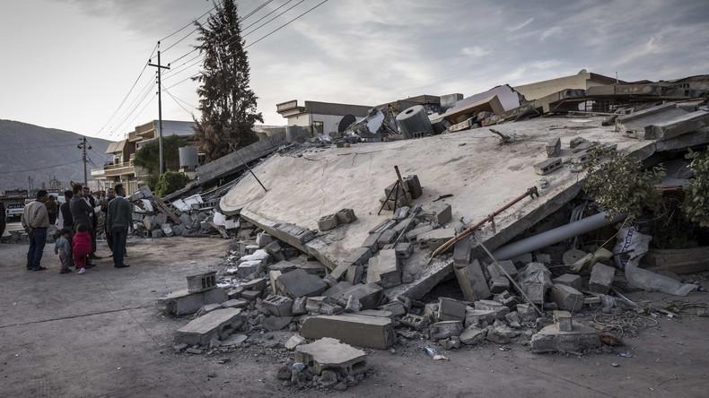 Wissenschaftler sagen heftige Erdbeben voraus, die Milliarde Menschen treffen können
