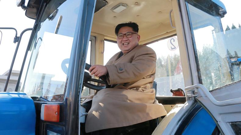 Im Lichte der Sanktionen: Pjöngjang verbietet Feierlichkeiten mit Alkohol und Singen