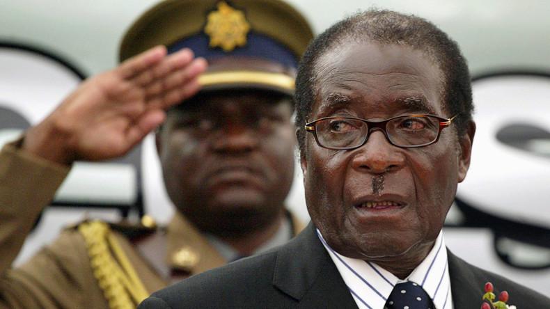 Simbabwes Präsident Robert Mugabe ist zurückgetreten