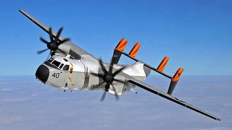US-Militärflugzeug mit elf Menschen an Bord stürzt südöstlich von Okinawa ab