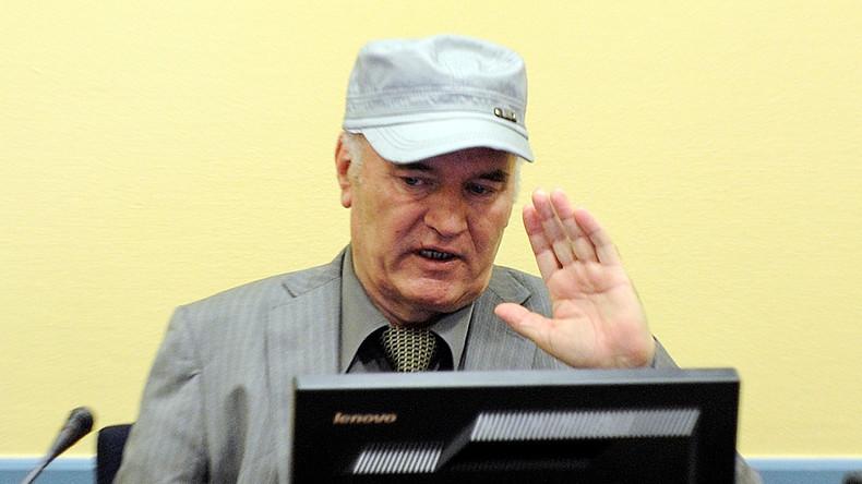 LIVE: UN-Gerichtshof verkündet Urteil gegen Ratko Mladic