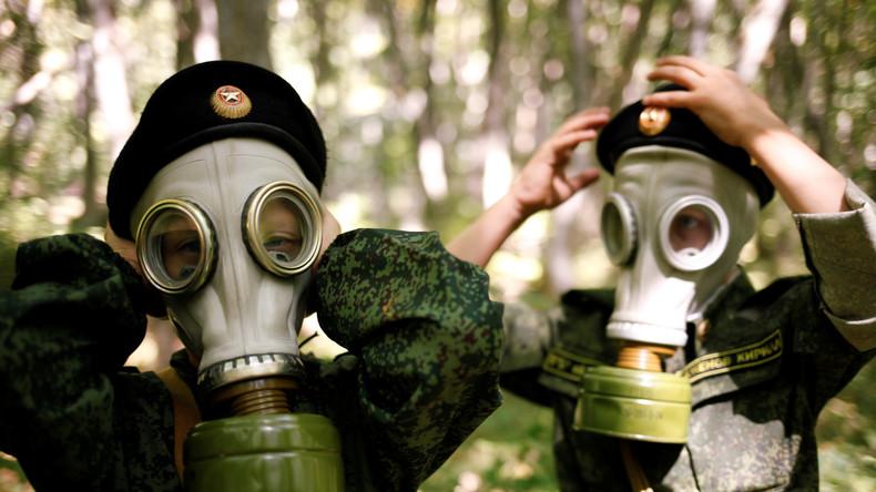 Russland: Radioaktive Strahlenmessungen als Inspirationsquelle des Auslands