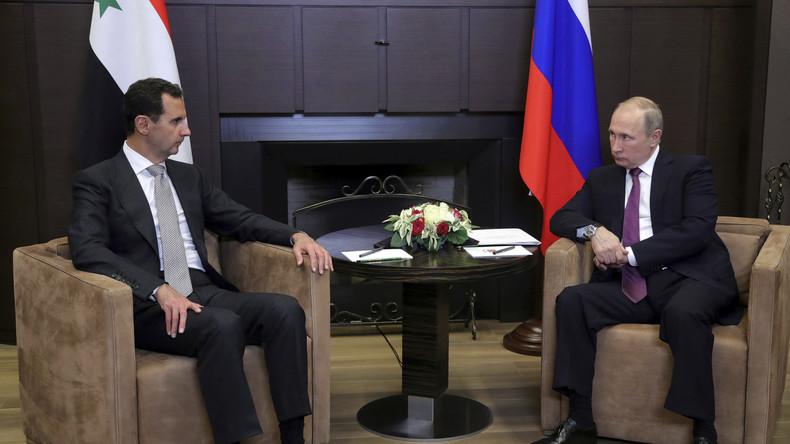 Friedensgespräche in Sotschi beginnen vielversprechend [Video]