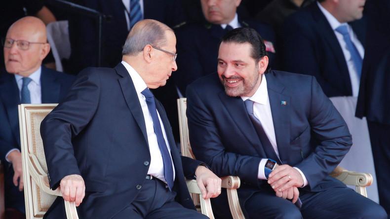 Nach Aufenthalt in Saudi-Arabien: Libanons Premierminister Saad Hariri setzt seinen Rücktritt aus