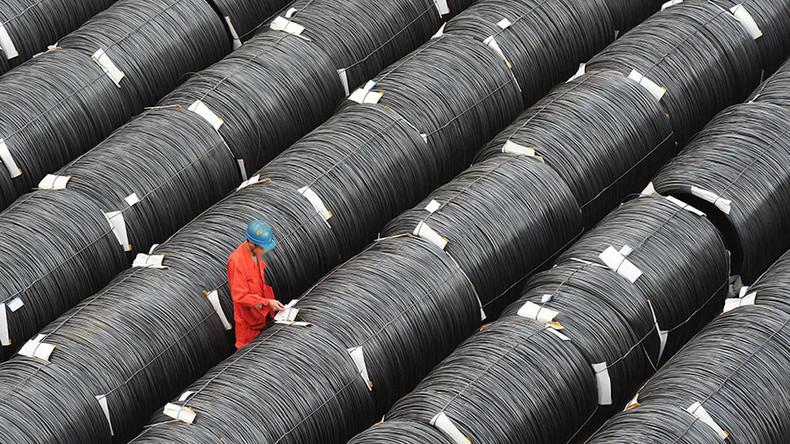 Freier Markt war gestern: USA führt Zölle in Höhe von fast 800 Prozent auf russischen Stahl ein