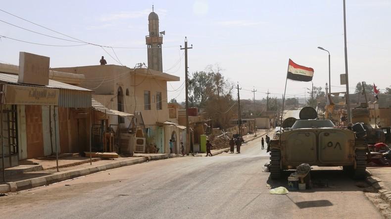 Syrische Regierungstruppen befreien Stadt El-Kraia von Terroristen
