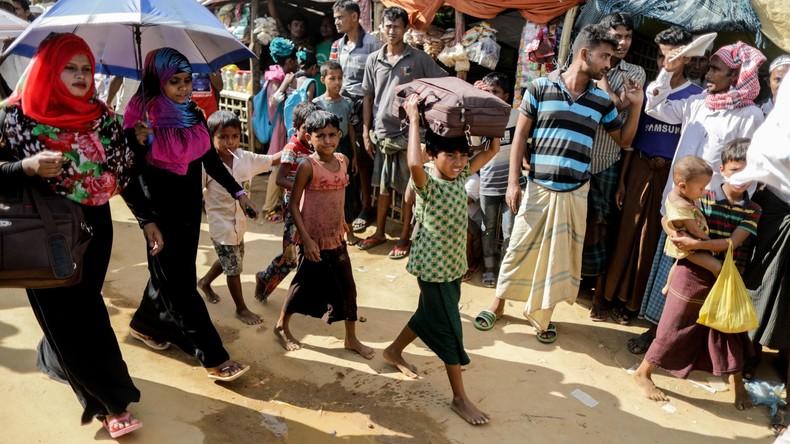 Myanmar und Bangladesch einigen sich auf Rückkehr der Rohingya-Flüchtlinge