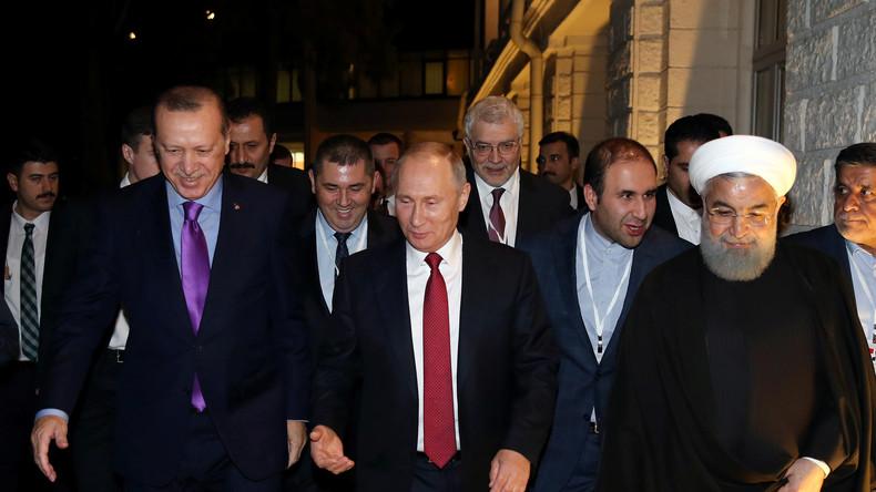 Sotschi: Syrien-Gespräche machen Hoffnung auf Frieden [Video]