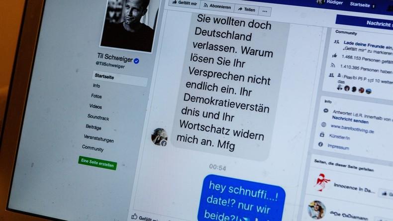Til Schweiger gewinnt Streit um Facebook-Post gegen Kritikerin vor Gericht