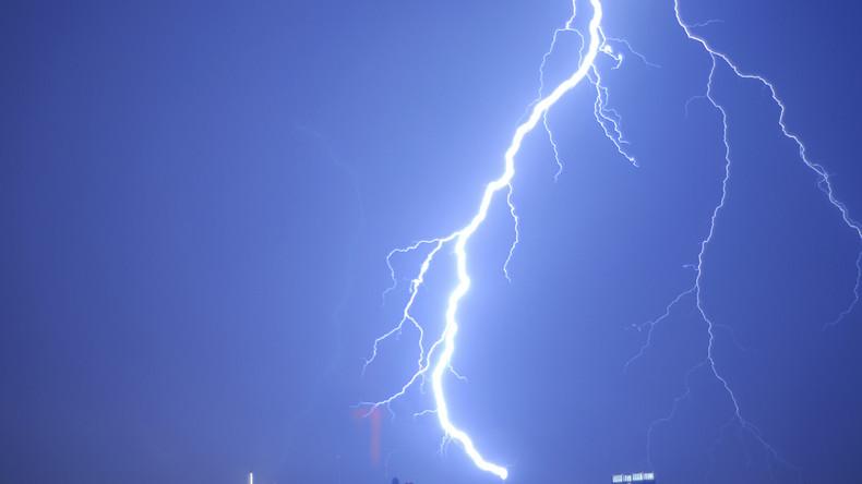 Japanische Wissenschaftler liefern Beweis: Blitze erzeugen radioaktive Strahlung