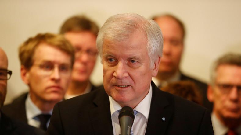 Medienberichte: Horst Seehofer tritt als Ministerpräsident ab - Bleibt aber CSU-Chef