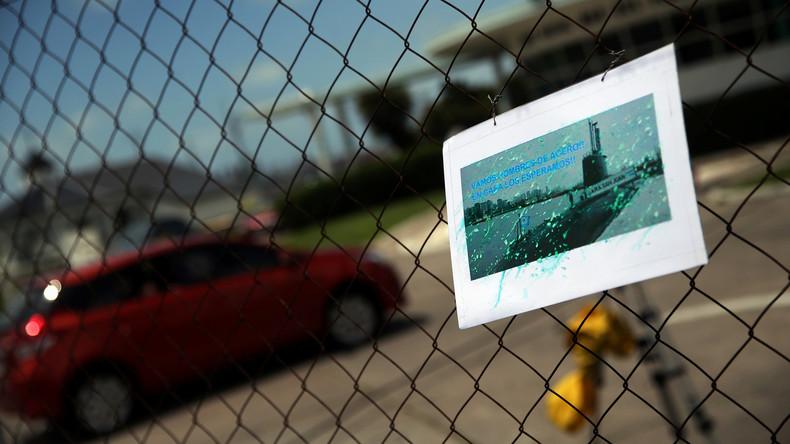 Russland entsendet Tiefseegerät zur Suche nach argentinischem U-Boot