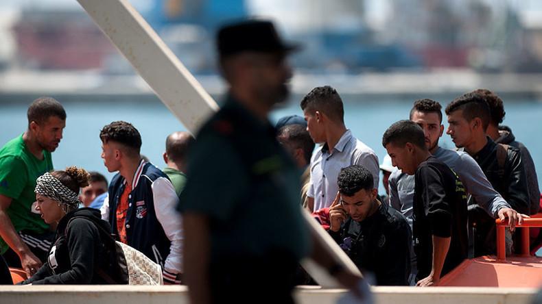 Madrid bringt Asylbewerber in Gefängnis unter und sorgt für Kritik