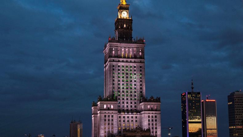 Ungeliebtes Denkmal: Polen denkt über den Abriss des Kulturpalasts nach [Video]