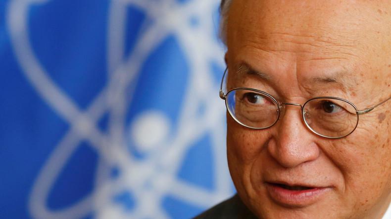 Chef der Internationalen Atomenergiebehörde verteidigt Atomdeal mit dem Iran