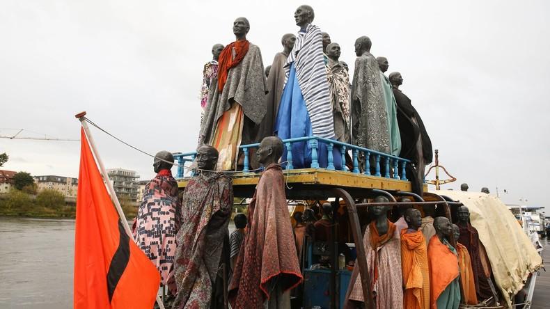 Ruanda will 30.000 Migranten aus Libyen aufnehmen