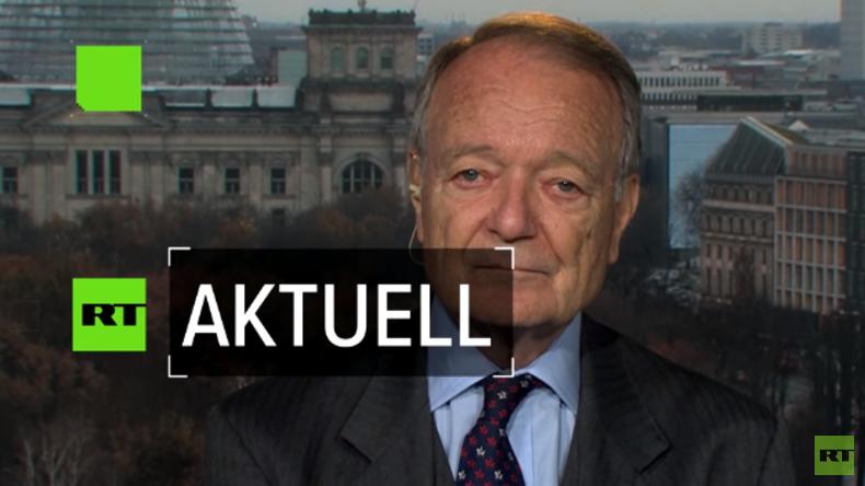 Deutscher Ex-Botschafter in Moskau: Diplomatische Kanäle arbeiten normal weiter [Video]