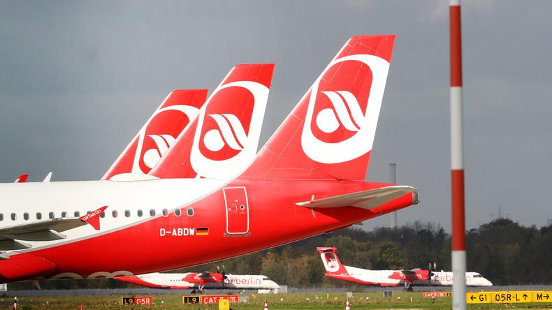 Air-Berlin-Pilot mit Klage gegen insolvenzrechtliche Freistellung gescheitert
