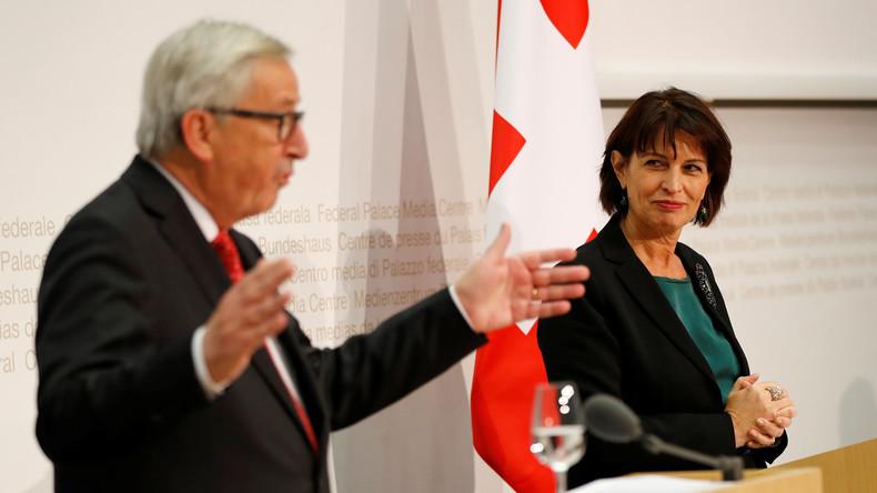Schweiz will osteuropäische EU-Länder mit einer Milliarde Euro unterstützen