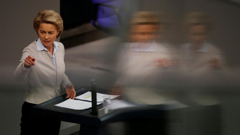 Solange keine neue Regierung steht - Verlängerung von sieben Bundeswehr-Einsätzen