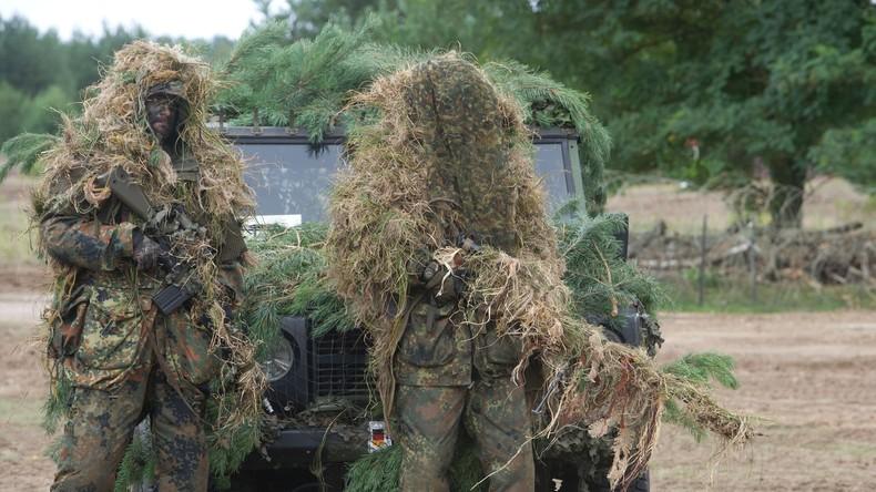 """""""Wegen Sicherheitslage"""": NATO-Gefechtsübungsplatz in Vorpommern in Betrieb genommen"""
