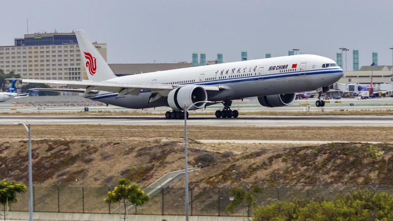 Bericht: Chinesischer Markt für Passagierjets wird sich in 20 Jahren mehr als verdoppeln