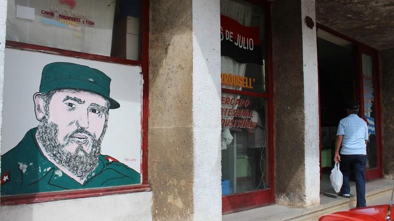Kubas unsterblicher Sohn: Ein Jahr ohne Fidel Castro