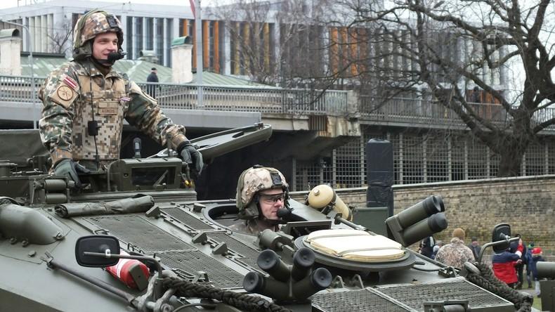 Lettland erreicht erstmals den angepeilten Nato-Zielwert: Militäretat auf 2,0 Prozent des BIP erhöht