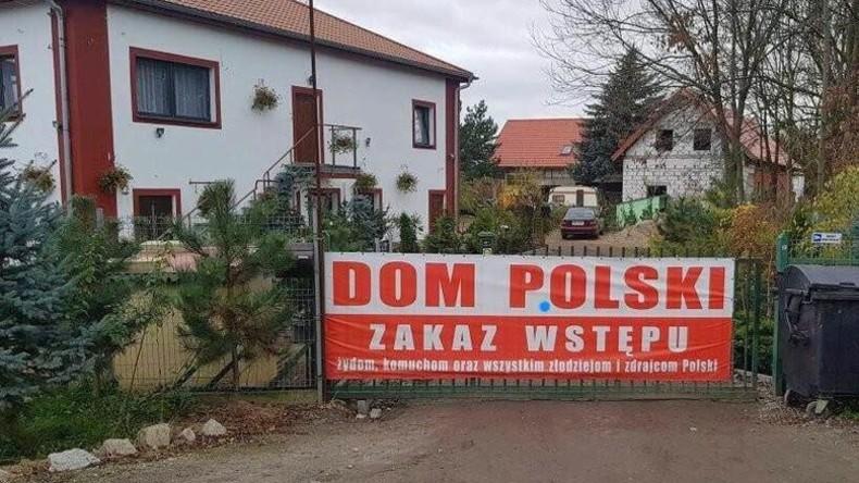 """Wirbel um polnisches Hostel: Kein Zutritt für """"Juden, Kommunisten, Diebe und Verräter Polens"""""""