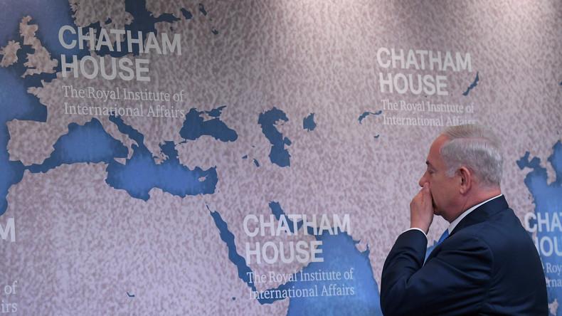 """Premier Netanjahu bestätigt: Israel unterhält """"verdeckte"""" Beziehungen zu arabischen Staaten"""