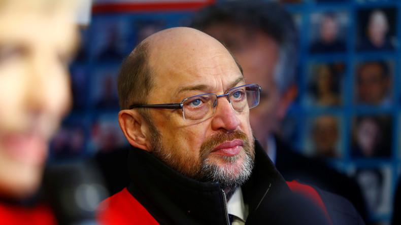 LIVE: Schulz kommentiert SPD-interne Nachtsitzung zu eventueller GroKo-Beteiligung