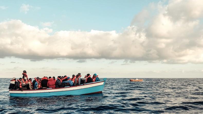 Weltorganisation für Migration: Europas Mittelmeergrenze die gefährlichste der Welt