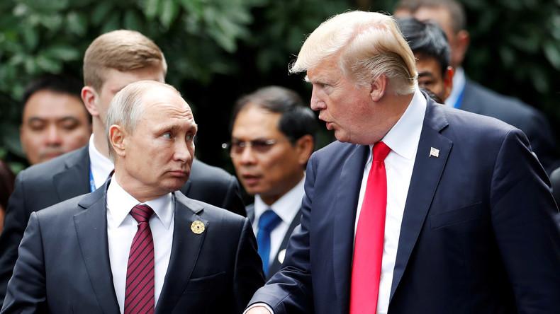 Einmal als Tragödie, einmal als Farce: Die russische Gefahr