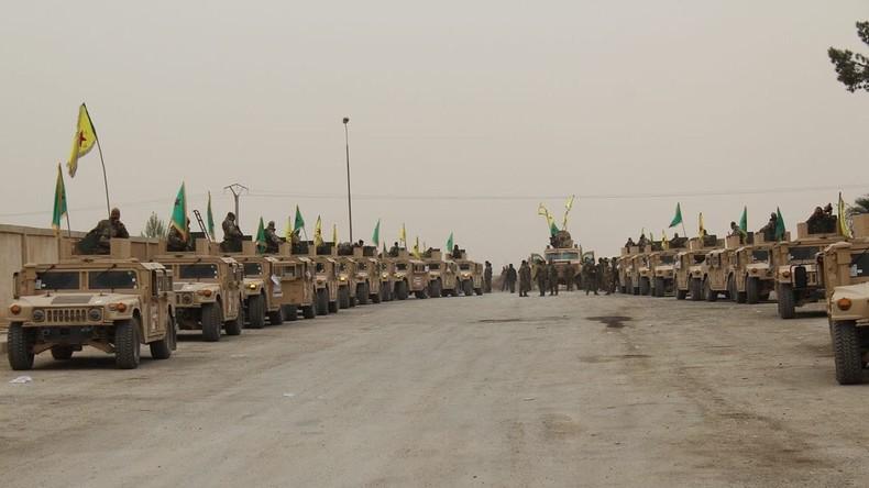 """Russisches Außenministerium: US-Truppenverbleib in Syrien ist eine """"Besatzung"""" des Landes"""
