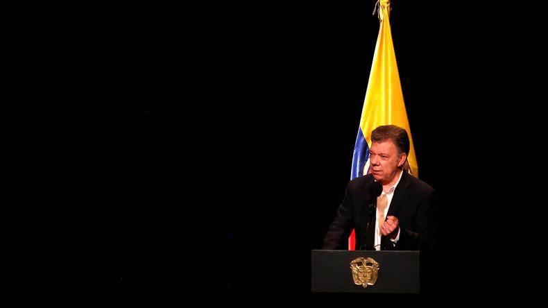 Kolumbiens Präsident räumt Probleme bei Friedensvertrag mit FARC ein