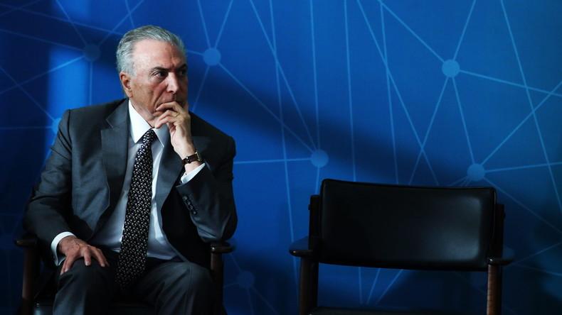 Brasiliens Präsident erholt sich nach Herzoperation
