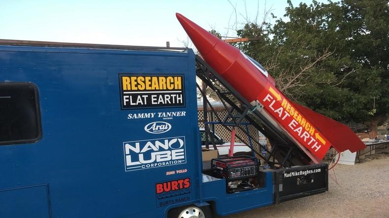 US-Tüftler verschiebt Raketenflug - Probleme mit Genehmigung