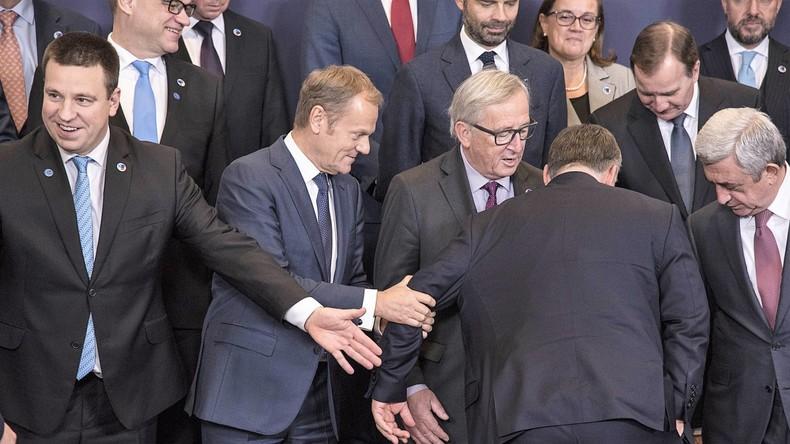 """Immer noch nichts dazu gelernt! – Zum aktuellen Brüsseler EU-Gipfel """"Östliche Partnerschaft"""""""