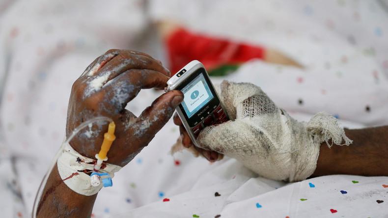 UNO registriert Anstieg von Kriegsverletzungen in Afghanistan