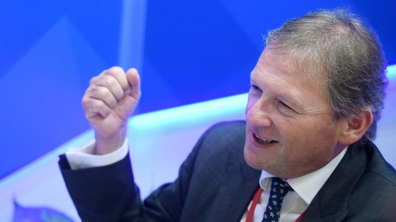 Unternehmer Boris Titow beansprucht Präsidentenamt in Russland