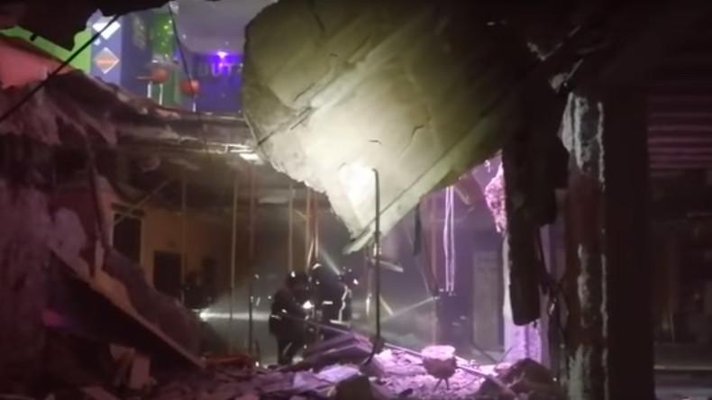 Boden gibt nach - 40 Verletzte in Disco auf Teneriffa