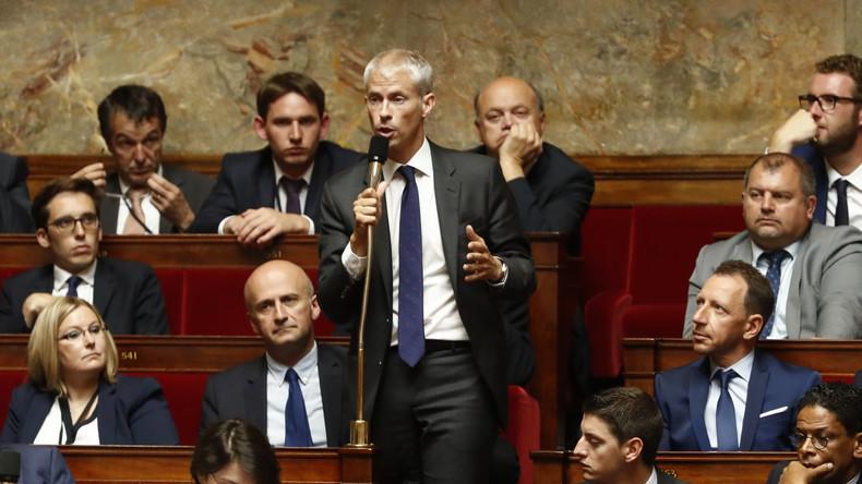 In Frankreich entsteht neue konservative Partei