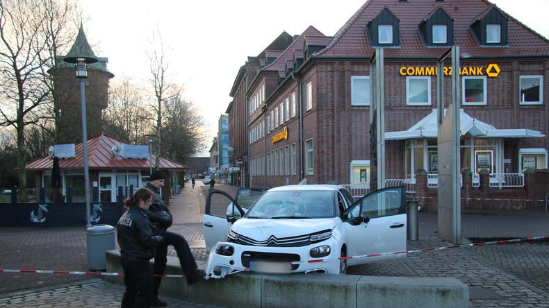 Cuxhaven: Auto rast in Fußgängergruppe – Sechs Verletzte