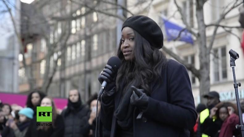 Schweden: Tausende protestieren gegen Sklaverei in Libyen
