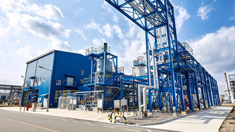 BASF eröffnet neue Fabrik für Elektromaterialien in Südkorea